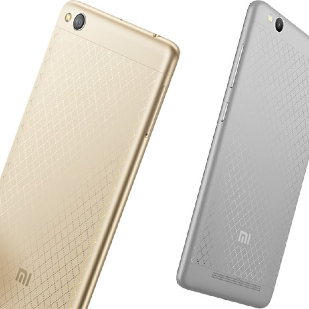 Xiaomi Redmi 3 phones