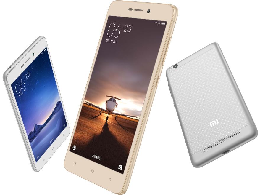 Xiaomi Redmi 3 white