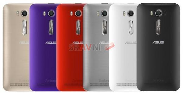 ASUS ZenFone 2 Laser цвета