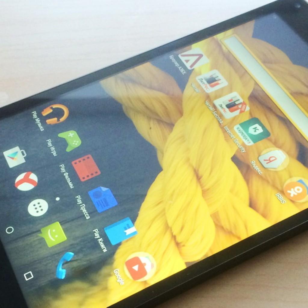 Irbis TZ94 Android
