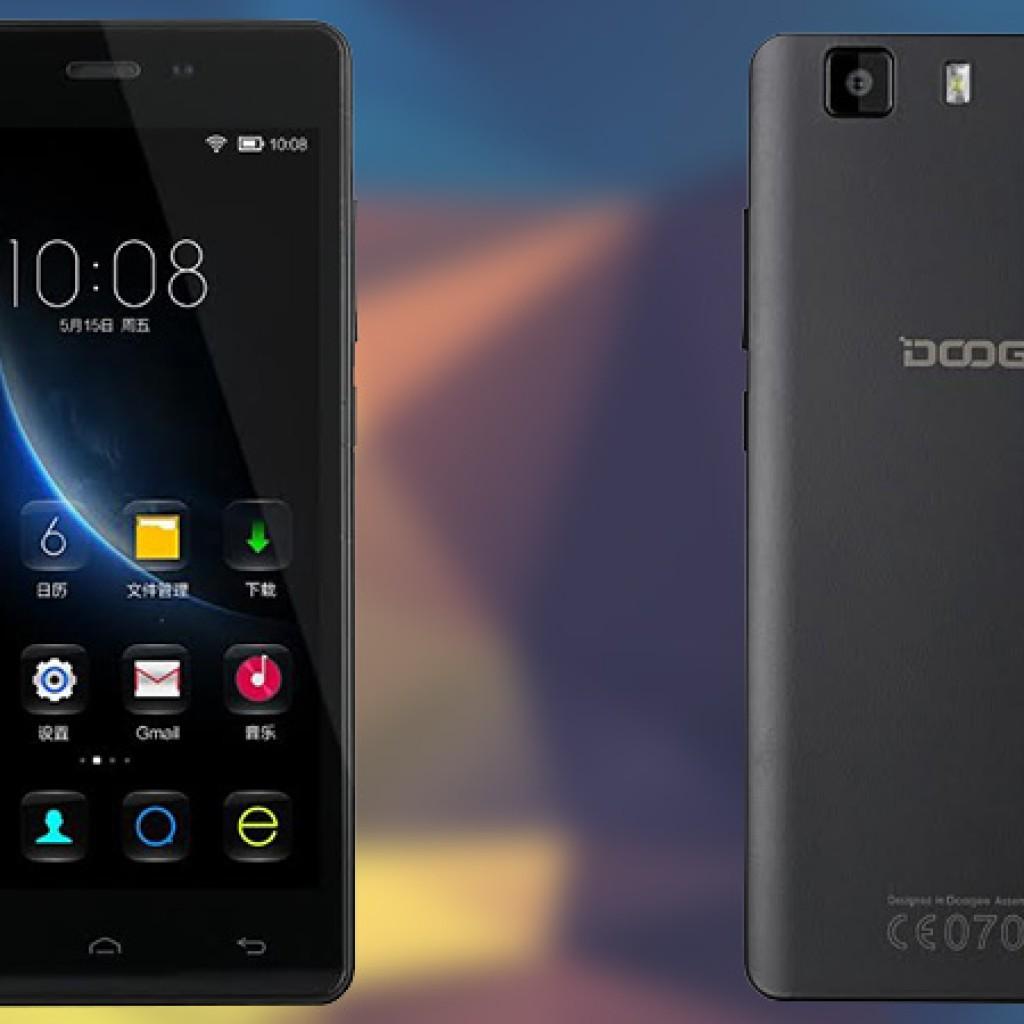 Смартфон doogee-x5