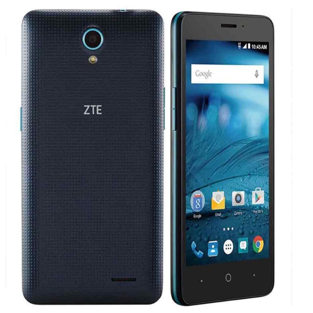ZTE Avid Plus вид спереди и сзади