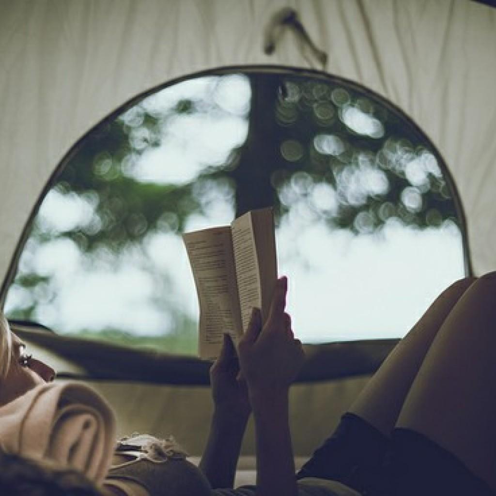 палатки уютные