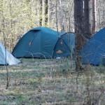 Трехместные палатки: топовыe модели