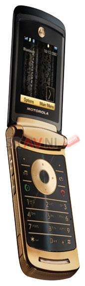 Motorola RAZR2 V8 Luxury Edition