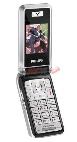 Philips Xenium 9@9