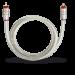 Цены на RCA - RCA кабель OEHLBACH NF 13 MK II 1.0 (10301) Первоклассный и обладающий коаксиальной конструкцией кабель Cinch для передачи цифровых - электрических аудиосигналов для высококачественного подключения к системам Hi - Fi и системам домашних кинотеатров. Посто