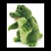 Цены на Trudi Крокодил 25см  -  мягкая игрушка на руку Ваш малыш любит все новое и необычное? Тогда вы сможете удивить его чудесным мягким крокодилом,   которого можно надевать на руку и использовать в качестве героя домашних кукольных спектаклей. Необычный обитатель