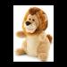 Цены на Trudi Лев 25см  -  мягкая игрушка на руку Веселый львенок от торговой марки Trudi вызовет приятные эмоции у каждого зрителя домашнего театра кукол. Придумывайте увлекательные истории с участием плюшевого героя,   ведь его можно надевать на руку,   как марионетк