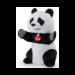 """Цены на Trudi Панда 25 см  -  мягкая игрушка на руку Мягкая игрушка """" Панда""""   -  очаровательная черно - белая панда - игрушка на руку распахнула вам свои объятия. Выглядит этот милый зверь весьма дружелюбно. Он задорно смотрит своими глубокими синими глазками и"""