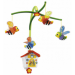 Цены на Chicco Пчелки Мобиль Музыкальная подвеска - мобиль «Пчелки» успокоит малыша и послужит как развлекательная игрушка! Особенности подвески: • заводится поворотом ключа на основании карусели • веселые пчелки вращаются под звуки нежной мелодии,   спосо... 1959