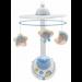 Цены на Chicco Волшебные звезды  -  подвеска - мобиль (голубая) с д/ у Мобиль «Волшебные звезды» розовой расцветки принесет настоящее волшебство в спальню вашего малыша! Особенности мобиля: • проигрыватель с музыкой в двух стилях – классическим и современном • три съе