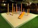 Цены на StartLine Комплектация: Шведская стенка,   2 турника разной высоты,   скамья наклонная,   брусья,   3 турника для отжимания.Предназначен для занятия гимнастическими упражнениями,   направленных на развитие основных групп мышц. Установка конструкции допускается как