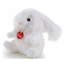Цены на Мягкая игрушка Зайчик - пушистик Trudi 29006 станет лучшим другом вашего малыша! Очаровательная мордашка,   мягкие ушки и славные глазки - бусинки просто не смогут оставить равнодушными не только ребенка,   но и его родителей. Модель изготовлена из к...