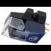 Цены на Звукосниматель Audio - Technica VM520EB является улучшенной версией базовой модели,   в которой за счет дальнейшего совершенствования конструкции удалось повысить качество звучания. Звукосниматель выполнен в корпусе из полимерного материала,   обладающего хорош