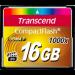 ���� �� ����� ������ Transcend CompactFlash 16GB 1000x,   TS16GCF1000 (160/ 70 Mb/ s)