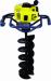 Цены на Champion Мотобур Champion AG252 В комплект поставки входит шнек диаметром 200 мм Технические характеристики АртикулAG252 Гарантия1 год Объем двигателя 51.7 см3 Тип двигателя 2х тактный Мощность ДВС max 2.0 л.с. Объем топливного бака0.8 л Тип сцепления Цен