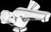 """Цены на GROHE Смеситель для мойки GROHE Costa L 21390001 Смеситель для раковины на одно отверстие,   DN 15 металлические рукоятки с теплоизоляцией привинчивающаяся вентиль Longlife с резиновым уплотнением литой излив с аэратором сливной гарнитур 1 1/ 4""""  гибкая"""