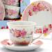 Цены на Mayer&Boch Чайный сервиз Mayer&Boch 25781 Чайный набор 12 пр LR (х8). Материал: костяной фарфор. Цвет: белый,   розовый,   голубой. Рисунок: розы,   орнамент. D чашки 9 см,   высота 7,  5 см. Объем чашки: 220 мл. Диаметр блюдца: 13,  3 см. Размер упаковки: 35,  8 х 21,