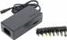 Цены на KS - is Универсальный блок питания KS - is Chiq KS - 257 НазначениеДля зарядки аккумуляторов Тип оборудованияАдаптер питания Тип совместимых устройствНоутбук Разъемы8 сменных разъёмов питания Материалпластик Совместимые устройства96Вт 12 - 20V