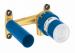 Цены на GROHE Для раковины GROHE Eurodisc Joy 23429000 Тип: встраиваемый механизм для смесителя Управление: однорычажное Монтаж: на стену Тип подводки: жесткая Отверстия для монтажа: 2 Глубина монтажа: 78,  5  -  103,  5 мм Рабочий элемент: керамический картридж Joysti