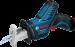 Цены на Bosch Ножовка Bosch GSA 10,  8 V - LI 060164L902 Напряжение 10.8 В Питание от аккумулятора  +  Аккумулятор 10.8 В Тип аккумулятора Li - Ion Аккумуляторов в комплекте без акк. Макс. обороты 3000 об/ мин Обороты 0 - 3000 об/ мин Длина хода пилы 14.5 мм Макс. толщина ма