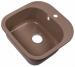 Цены на ROSSINKA (K) Кухонная мойка ROSSINKA (K) RS48 - 49S Beige Тип: мойка кухонная Цвет: бежевый Ширина мойки: 476 мм Длина мойки: 476 мм Глубина мойки : 170 мм Установка: встраиваемая сверху Число основных чаш: 1 Число дополнительных чаш: нет Форма: квадратная