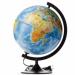 Цены на Globen Глобус Земли Globen физико - политический 320 мм с подсветкой Классик Этот классический физико - политический глобус предназначен для изучения географических особенностей планеты,   а также современного мироустройства. На его поверхность нанесена подробн