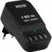 Цены на Mystery Зарядное устройство Mystery MDC - 4U/ 7 Вход: AC 100 - 240V 50/ 60Hz Выход:USB 5V 1A*2 & 5V 2.4A*2 Размер:96 х 47 х 76 мм Вес нетто: 0,  135 кг