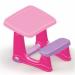 Цены на Dolu Набор мебели Dolu Парта со скамейкой розового цвета DL_7064 Парта со скамейкой розового цвета (Dolu,   DL_7064) Детская мебель часто бывает громоздкой и занимает много места в комнате малыш. Но эта удобная парта со скамейкой отличается компактными разм