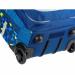 Цены на STEP BY STEP Ранец STEP BY STEP BaggyMax Trolley синий Spaceship 138539 Модель BaggyMax Trolley 2 в 1: рюкзак на колесах можно трансформировать в обычный рюкзак. Школьный рюкзак на колесах с выдвижной ручкой,   предлагает множество применений. Благодаря инт