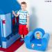 Цены на Paremo Набор мебели Paremo Детское кресло Рыцарь ГолубойPCR316 - 02 Детское кресло Рыцарь,   голубое,   Paremo,   PCR316 - 02 Кресло «Рыцарь» сможет обеспечить вашему ребенку комфорт и удобство во время игр,   просмотра телепередач или чтения. Оно выполнено из приятн