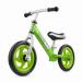 """Цены на Small Rider Беговел Small Rider Foot Racer EVA Легкий алюминиевый зеленый 1542838 Новые беговелы """" Фут Рэйсер""""  стали еще красивее и лучше. Как всегда алюминиевая рама дает невероятную легкость,   анодированная покраска в стиле """" металлик"""""""