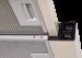Цены на Kuppersberg Встраиваемая вытяжка Kuppersberg SLIMLUX II 60 Bronze Характеристики Тип: Встраиваемая вытяжка Режим работы: – отвод воздуха – рециркуляция • Производительность 366/ 550 м3/ час • Механическое управление • 3 - х ступенчатая регулировка мощности •