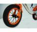 Цены на Rivertoys Беговел Rivertoys V - 12 оранжево - белый RiverBike V - 12 это современная модель велосипеда без колёс для детей от 2 - х лет: Стальная рама обеспечивает прочность конструкции и долгий срок службы. Руль и сиденье регулируются по высоте без использования