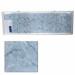 Цены на Alavann Экран для ванн 1,  7 м Alavann Оптима голубой мороз (39) Тип: панель для ванны Количество: 3 шт Материал: наборная панель ПВХ без пленки Тип: раздвижные Тип механизма: механизм для раздвижных дверей на полозках Ножки: винтовые,   регулировка 0 - 100 мм