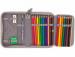 Цены на HAMA Ранец HAMA Step By Step Touch Racer 5 предметов 129587 Ортопедическая спинка с дорожками для прохода воздуха системы Anatomic Air System. Обшивка спинки выполнена из сетчатого материала для лучшего пропускания воздуха. Регулируемые широкие лямки помо