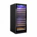 Цены на Cold vine Винный шкаф Cold vine C121 - KBT1 Вместимость,   бут. 0,  75л.:121 Кол - во зон охлаждения:1 Тип шкафа:Встраиваемый/ Отдельностоящий Диапазон температуры:от  + 5 до  + 18 0С Климатический классN ХладагентR600а Угольный фильтрНет Замок двериНет Класс энергопо