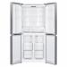 Цены на TESLER Холодильник TESLER RCD - 480I Inox Количество камер 2 Общий объем (л): 480 Полезный объем (л): 401 Объем холодильной камеры (л): 268 Объем морозильной камеры (л): 133 Тип управления: электронный Класс энергопотребления: А +  Климатический класс: SN - T И