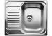 Цены на Blanco Кухонная мойка Blanco Tipo 45 S Mini (516524) Компактная мойка Tipo 45 S Mini из нержавеющей стали позволяет организовать функциональную и эргономичную рабочую зону в кухонных помещениях любой площади. Сбоку от вместительной чаши предусмотрено небо