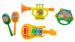 Цены на ABtoys Набор музыкальных инструментов ABtoys D - 00046 В развитии музыкальных способностей особую важность имеют первые годы жизни малыша. Ученые доказали,   что чем раньше начнутся занятия музыкой с ребенком,   тем лучше в итоге окажется результат. Благодаря э