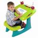 Цены на Keter Набор мебели Keter для рисования и игр 17182806 Столик для рисования Keter выполнен в виде компактной одноместной парты с удобным сидением и подставкой для ног. Изделие Keter привлекает внимание красочным дизайном и обилием всевозможных кармашков и
