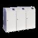 Цены на Lider Стабилизатор напряжения Lider PS100SQ - I - 25 Устройства для стабилизации напряжения Лидер мощностью 100 кВА включают в себя три одинаковые однофазных стабилизатора,   установленных рядом. К каждому из них можно подключить компьютерный интерфейс. Для обе