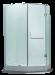Цены на Душевой угол Wasserfalle F 510 L Габариты 120х85х210 смНизкий поддон 15 смАллюминиевый профиль,   хром Прозрачные стекла 8 мм Левосторонний Страна - производитель Германия Гарантия 1 год