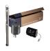 Цены на Grundfos SQE 2 - 115 погружной скважинный насос (комплект) Комплект для поддержания постоянного давления с насосом SQE включает в себя:  -  насос SQE 2 - 115,   с кабелем 80 м в водонепроницаемой оболочке;   -  блок управления CU 301;   -  напорный мембранный бак 8 л/ 7