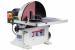 Цены на Тарельчатый шлифовальный станок JET JDS - 12 Jet JDS - 12 тарельчатый шлифовальный станок с большим чугунным 300 - миллиметровым диском для профессиональной работы с деревянными заготовками. Удачный баланс характеристик: большой вес,   достаточная мощность двигат