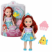 Цены на Кукла с питомцем Disney Princess 754910 Рапунцель,   Мерида (Храброе Сердце) Внимание! Игрушка представлена в ассортименте,   выбранный вариант в поставке не гарантирован. Купить Disney Princess 754910 Принцессы Дисней Малышка с питомцем 15 см.