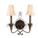 Цены на Магдалина Chiaro 389020302 Бра более одной лампы Chiaro 389020302