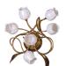 Цены на Иоланта Chiaro 321020306 Бра более одной лампы Chiaro 321020306