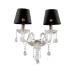 Цены на Chiaro 344029702 344029702 Бра,   стекло,   металл/ хрусталь,   текстиль,   Chiaro
